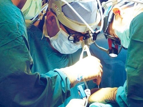 Пластическая операция на губе ребенка закончилась поражением мозга