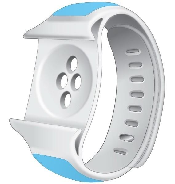 Ремешок Reserve Strap наполнит часы Apple Watch энергией