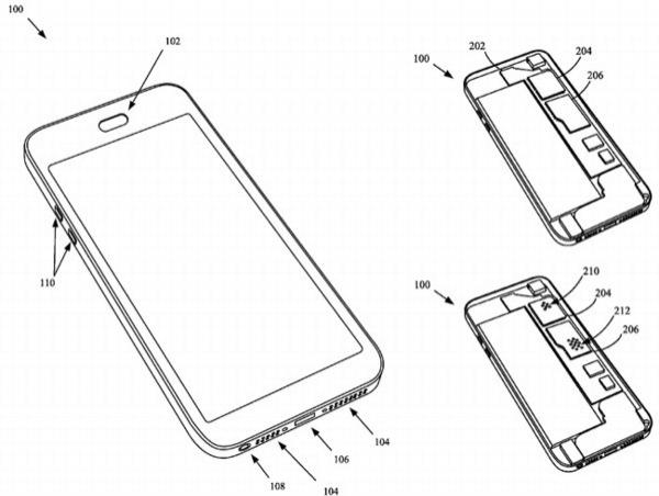 Apple хочет запатентовать новую технологию защиты смартфонов от воды