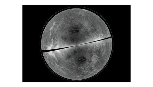 NRAO: ученые создали подробное радиолокационное изображение Венеры