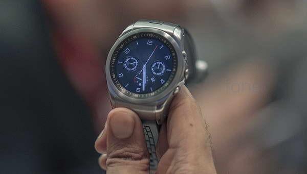 LG выпустила умные часы Watch Urbane LTE в Корее