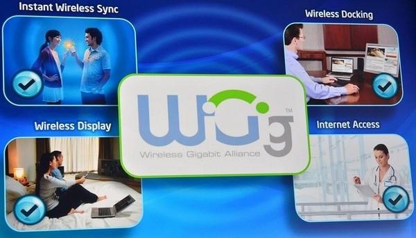 Смартфоны 2015 года обзаведутся поддержкой технологии WiGig