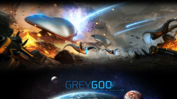 Grey Goo возродит жанр Starcraft-стратегий