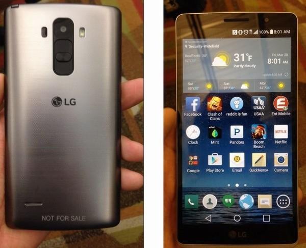 Фотосессия смартфона LG G4 удалась на славу