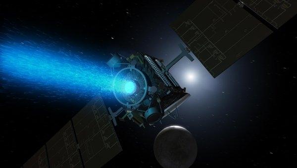 Зонд Dawn официально прибыл к карликовой планете Церера