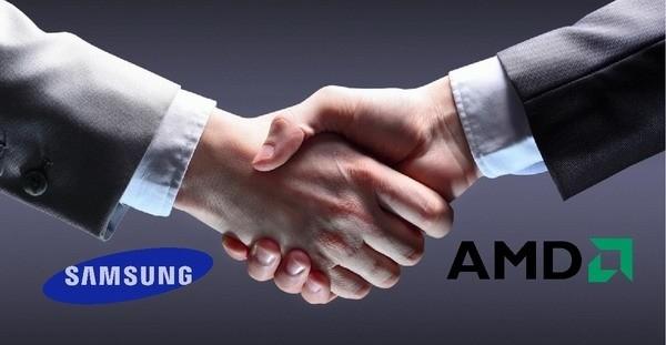 Samsung может купить AMD