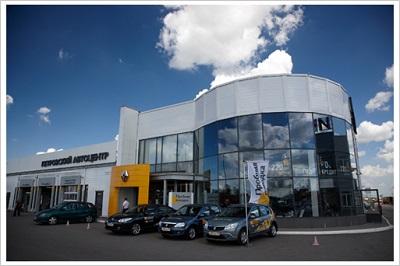 Дилером Renault №1 в Москве и Санкт-Петербурге стал Петровский Автоцентр
