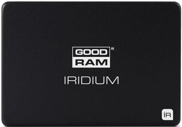 GOODRAM выпустила игровые SSD-драйвы Iridium
