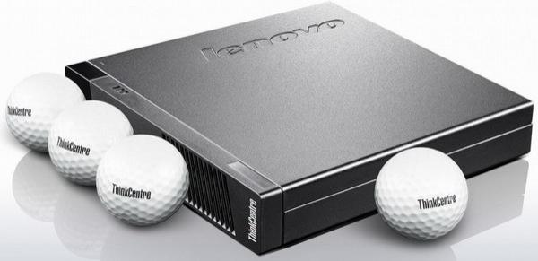 Бизнес-неттоп Lenovo ThinkCentre Tiny M53 вышел в России