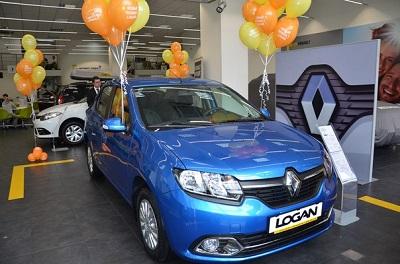 Абсолютно новый Renault Logan появился во всех салонах Петровского Автоцентра