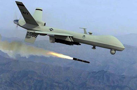 Американский беспилотник уничтожил главаря «Харакат аш-Шабаб»